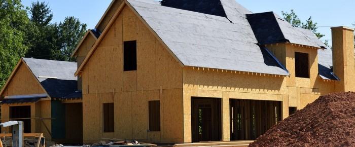 Dach ist der wichtigste Bestandteil des Gebäudes