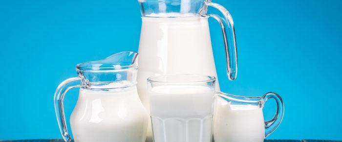 Rohmilch als Grundlage vieler Milchprodukte